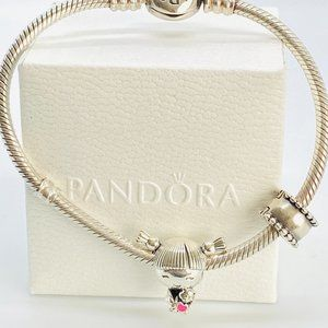 PANDORA Girl with Pigtails Charm